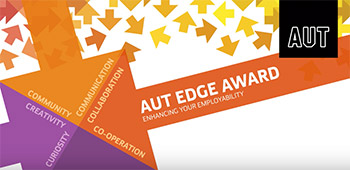AUT rewards students with awards