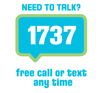 Text or call 1737 to talk